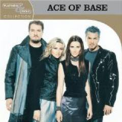Ace of Base - Platinum And Gold Collection album CD cover