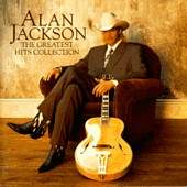 Alan Jackson - Greatest Hits Collection album CD cover