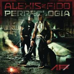 Alexis & Fido - Perreologia album CD cover