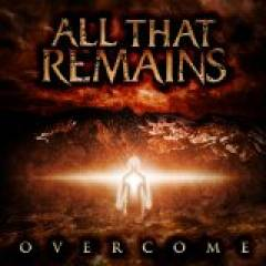 All That Remains - Overcome album CD cover