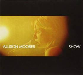 Allison Moorer - Show album CD cover
