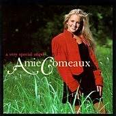 Amie Comeaux - A Very Special Angel album CD cover