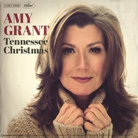 Amy Grant - Tennessee Christmas album CD cover