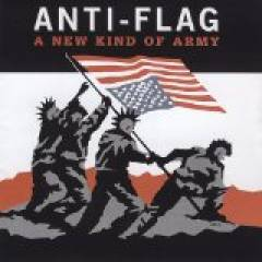 Anti-Flag - A New Kind Of Army album CD cover