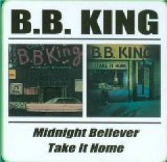 B.B. King - Midnight Believer album CD cover