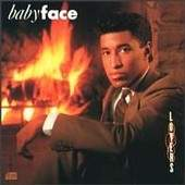 Babyface - Lovers album CD cover