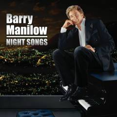 Barry Manilow - Night Songs album CD cover