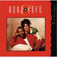 Bebe & Cece Winans - First Christmas album CD cover