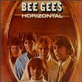 Bee Gees - Horizontal album CD cover