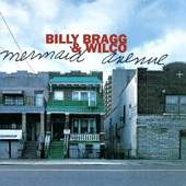 Billy Bragg - Mermaid Avenue album CD cover