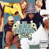 Black Eyed Peas - Let's Get It Started album CD cover