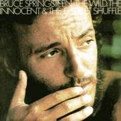 Bruce Springsteen - The Wild The Innocent & E St. Shuffle album CD cover