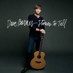 Dave Barnes - Stories To Tell album CD cover