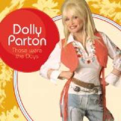 Dolly Parton - Those Were the Days album CD cover