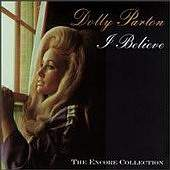 Dolly Parton - I Believe album CD cover