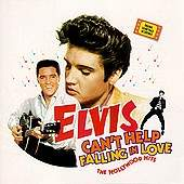 Elvis Presley - Can't Help Falling In Love-hol album CD cover