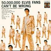 Elvis Presley - Gold Records Vol 2 album CD cover