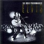 Elvis Presley - Great Performances album CD cover