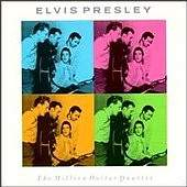 Elvis Presley - Million Dollar Quartet album CD cover