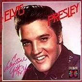Elvis Presley - Valentine Gift For You album CD cover