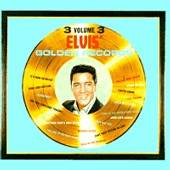 Elvis Presley - Vol. 3-elvis' Golden Records album CD cover