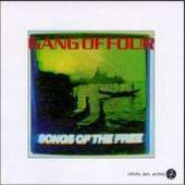 Gang Of Four - Songs Of The Free album CD cover