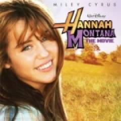 Hannah Montana - Hannah Montana: The Movie album CD cover