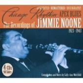 Jimmie Noone - Chicago Rhythm 1923-1943 album CD cover