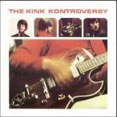Kinks - The Kink Kontroversy album CD cover