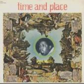 Lee Moses - Time & Place album CD cover
