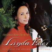 Linda Eder - Christmas Stays the Same album CD cover