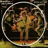 Neil Young - Year Of The Horse album CD cover