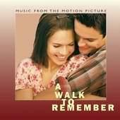 Soundtracks - A Walk To Remember album CD cover