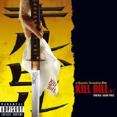 Soundtracks - Kill Bill Volume 1 album CD cover