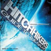 Soundtracks - The Hitchhiker's Guide to the Galaxy album CD cover