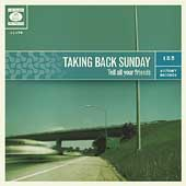 Taking Back Sunday - Tell All Your Friends album CD cover