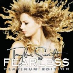 Lyrics Fearless Taylor Swift on Taylor Swift   Fearless Platinum Edition Lyrics