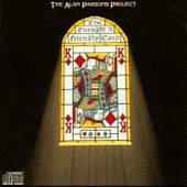 Alan Parson Project, The - Turn Of A Friendly Card album CD cover