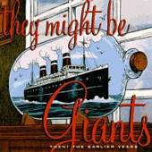 They Might Be Giants - Then-the Earlier Years album CD cover