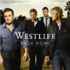 Westlife - Back Home album CD cover